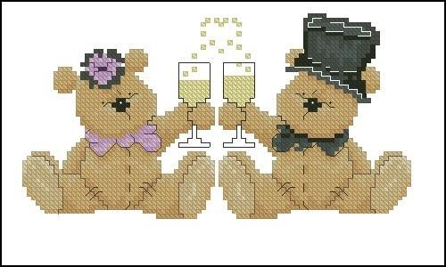 Медвежонки и шампанское