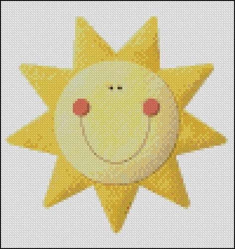 Веселое солнышко