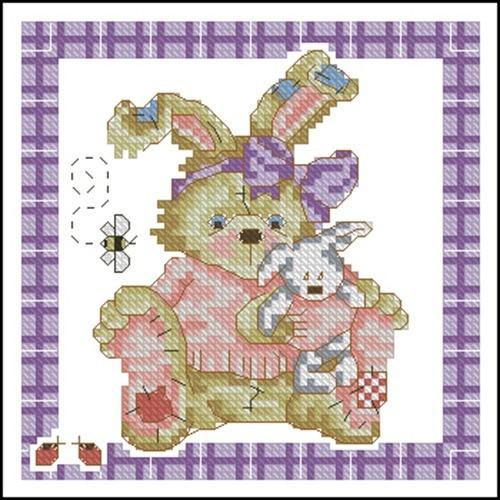 Cuddy Bunny