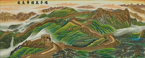 The Great Wall - China Scene 2