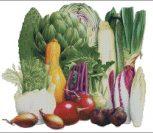 Овощи - артишок