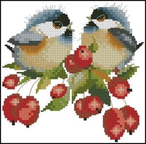 Berry Chick-Chat