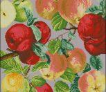 """Подушка """"Спелые яблоки"""""""