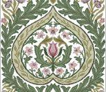 Итальянский орнамент на подушку