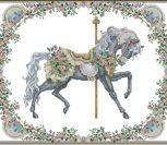 Карусельные лошади 2