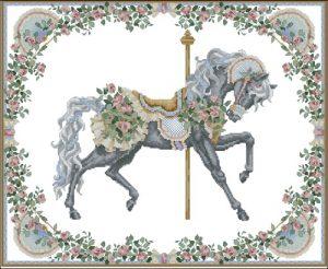 Карусельные лошади