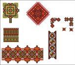 Украинские орнаменты  94