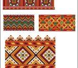 Украинские орнаменты 97
