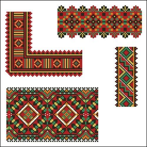 Украинские орнаменты 99