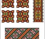 Украинские орнаменты  101