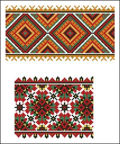 Украинские орнаменты  20