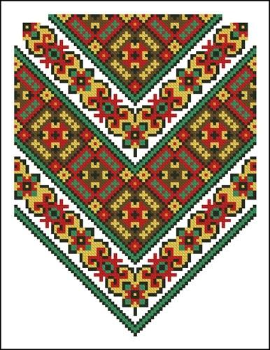 Украинские орнаменты  81