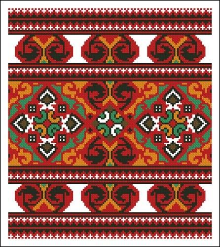 Украинские орнаменты 90