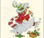Рождественская феечка