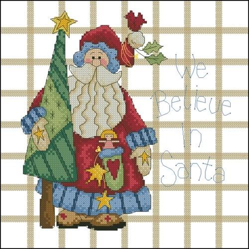 Дед Мороз, новогодняя игрушка