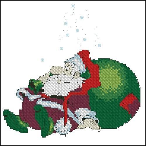 Санта Клаус С-089