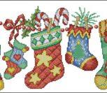 Cheery Christmas Stockings