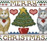 "Котики ""Merry Christmas 2"""
