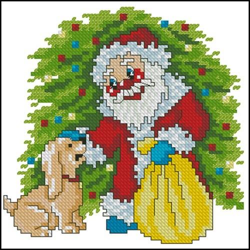 Подарок от Дедушки Мороза
