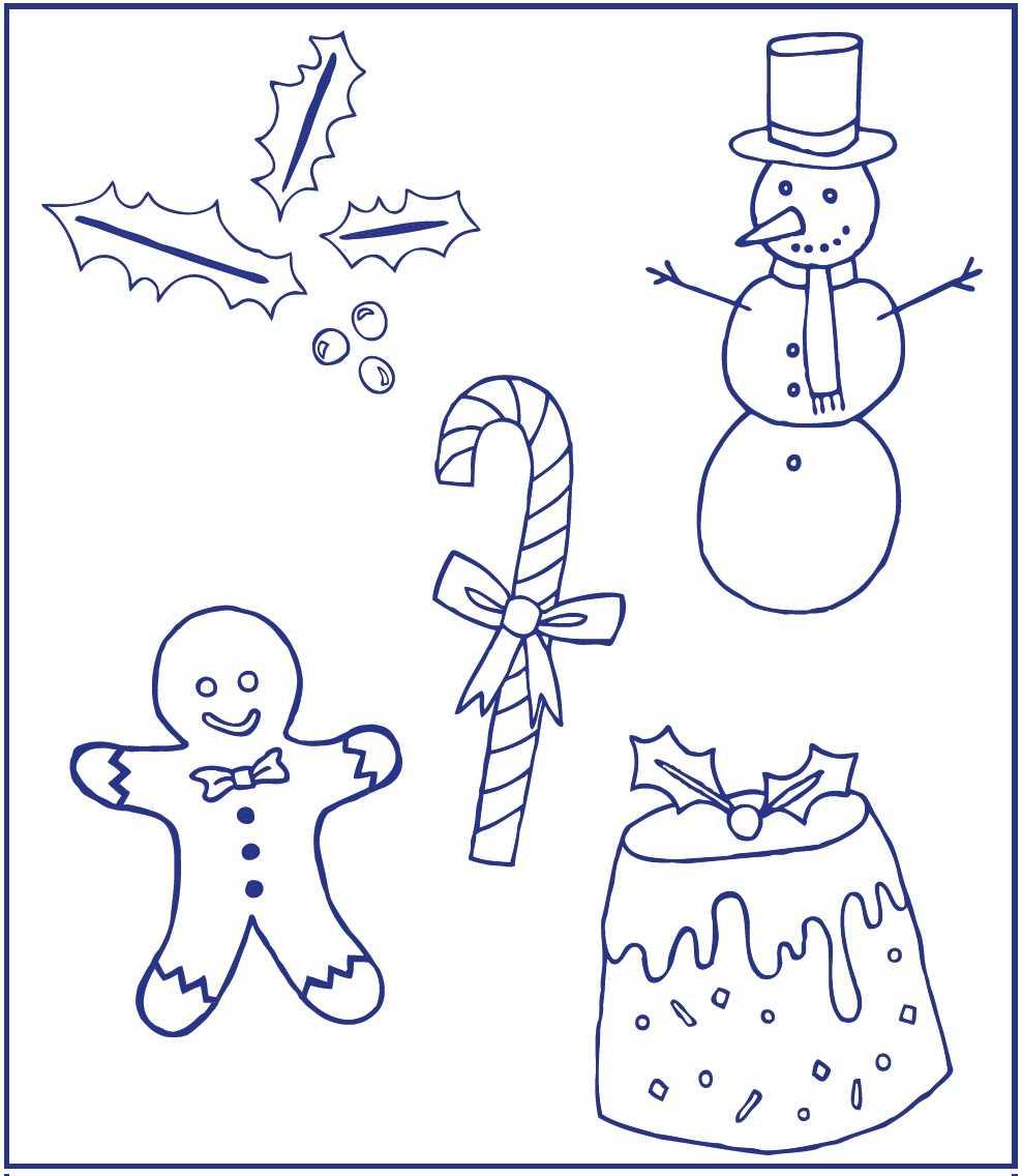 Новогодняя вышивка гладью миниатюры 1 рисунок