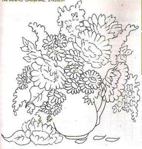 Подсолнухи и ромашки вышивка гладью