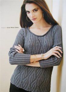 Пуловер из Италии