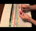 ВИДЕО УРОК: Что нужно для вышивки лентами?