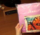 ВИДЕО УРОК: Китайский ковровый набор «Подушка с бабочкой»