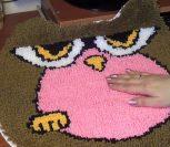 ВИДЕО УРОК: Китайский ковровый набор с совой