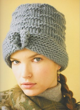 Женская шапочка «Проницательная»
