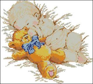 Сынуля и медвежонок