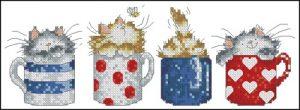 Веселое чаепитие