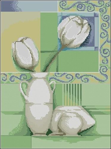 Tulips design