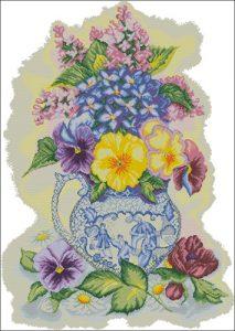 Очаровательные цветы