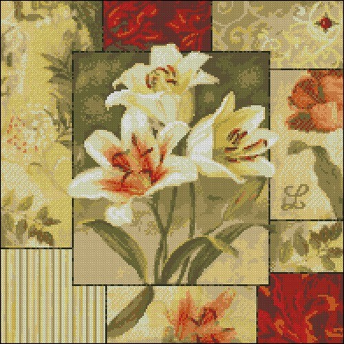 Lilies Medley