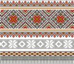Українскі народні вишивки