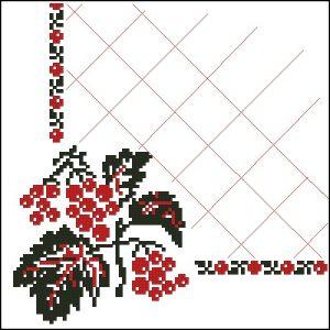 Серветка «Калина»