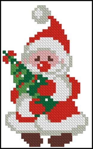 Дед Мороз (миниатюра)