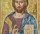 Icono Jesucristo (икона Иисуса Христа)