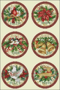 Old World Holiday Ornaments