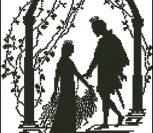 Couple in Arbor