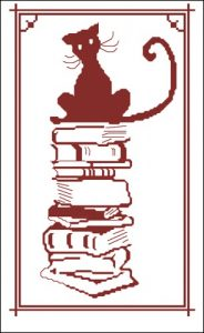 Livres chat rouqe
