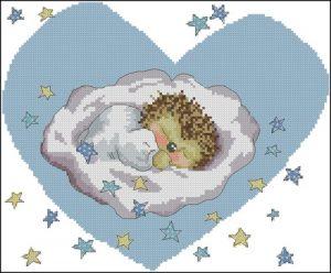 Baby Birth Sampler