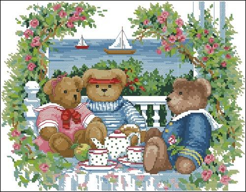 Teddy Teatime