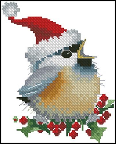 Рождественский птенчик