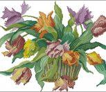 Parrot Tulips Bouquet