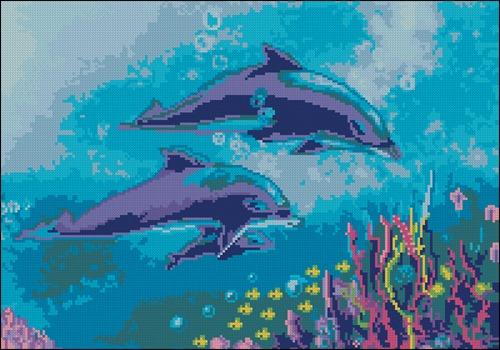 CS-036 Dolphins