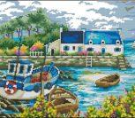 Морской берег (Jeong A Hyun)