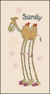 Верблюд Sandy
