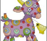 Радужная коза